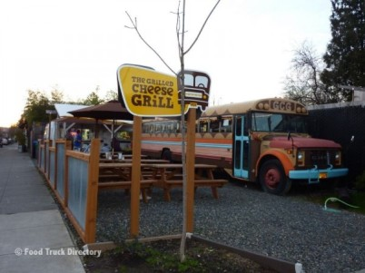Grilled Cheese Grill - Portland Food Cart - Pop Up Urbanism