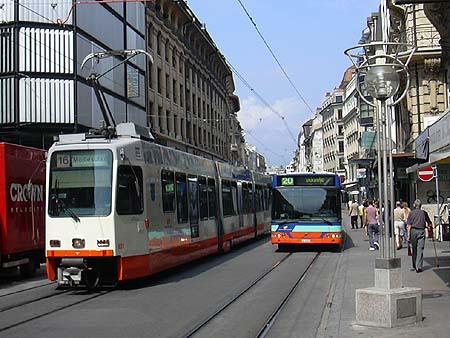 Geneva Rail For The Valley