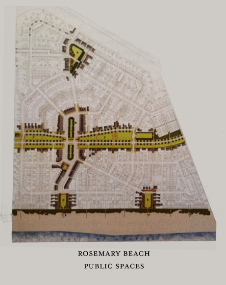 Rosemary Beach Design - Public Spaces