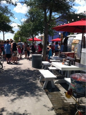 Food Carts in Seaside, Florida