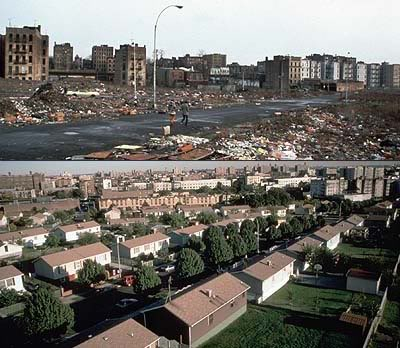 Poor Redevelopment: Loss of culture and identity