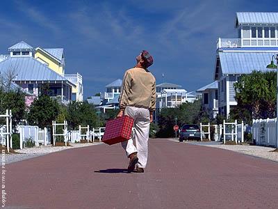 Truman Show Seaside, Florida