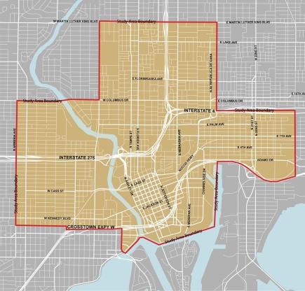 Invision Tampa area
