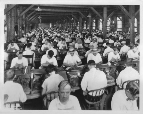 Cigar Workers in Tampa