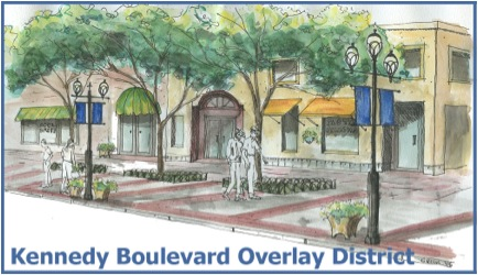 Tampa Kennedy Boulevard Design