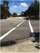 pedestrian crossings tampa