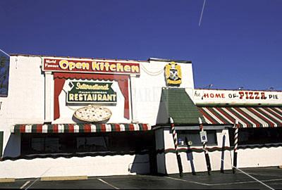 The Open Kitchen - a landmark restaurant on the West side of Charlotte